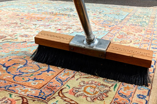 Area Rug Cleaning Final Inspection1